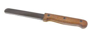 Picnic Time Cheese Knife With Wooden Handle