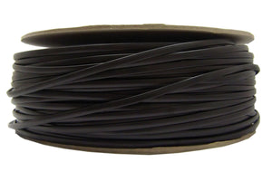 Cable Bulk Phone Cord, Black, 26/6 (26 AWG 6 Conductor), Spool, 1000 foot