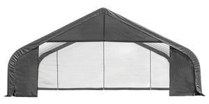 Sheltercoat Peak Gray Standard  28 x 28 x 20 Ft.
