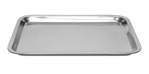 "Lindy's 8W20 heavy baking sheet, 12.25"" x 16.75"", silver"