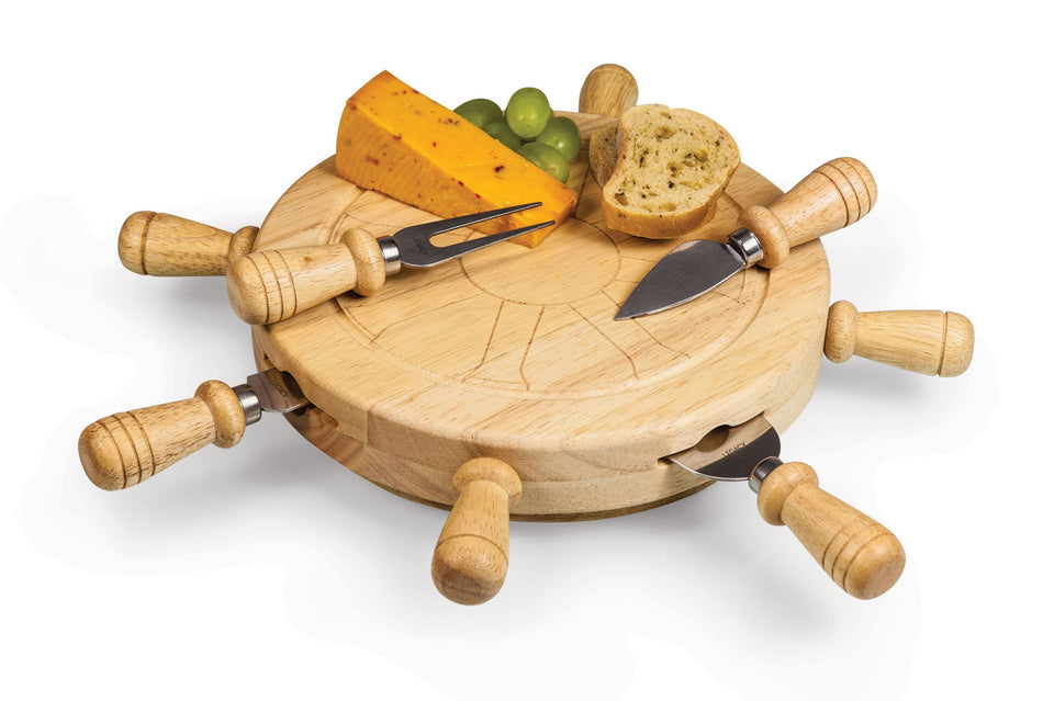 Picnic Time Mariner Cheese Board