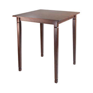Winsome Kingsgate High Table Tapered Legs