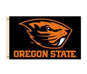 BSI NCAA College Oregon State Beavers 3 X 5 Foot Flag with Grommets