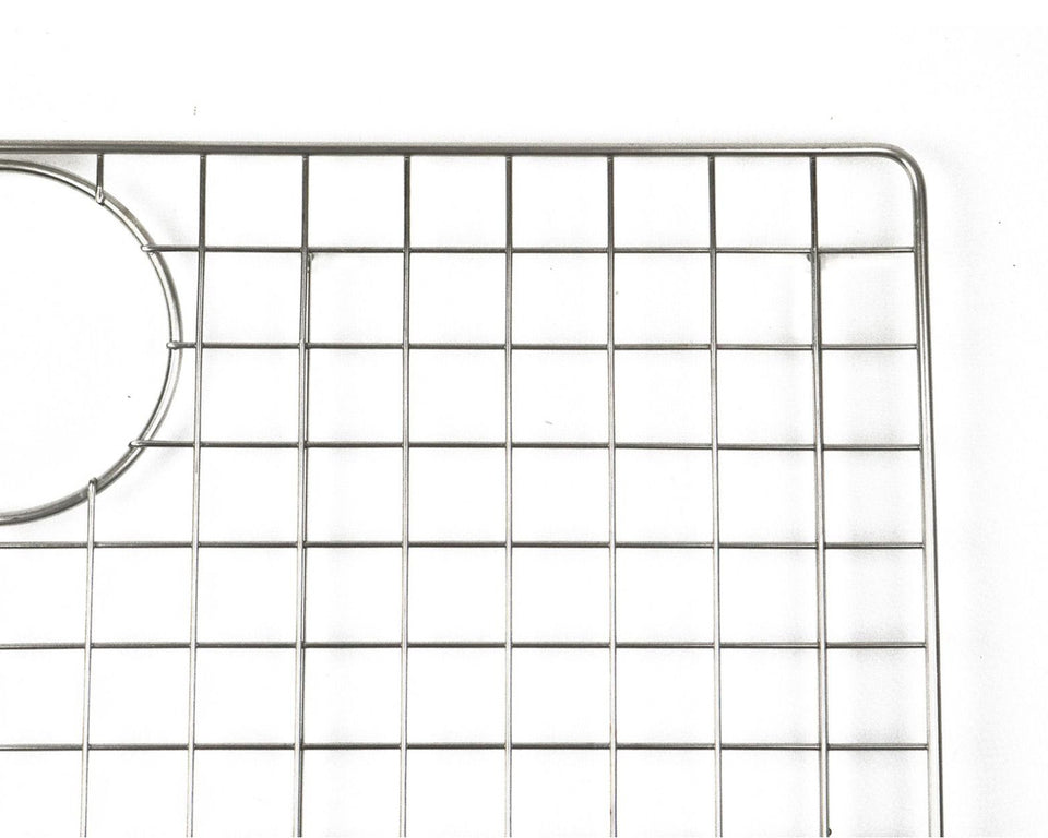 ALFI brand ABGR3020 Grid, Brushed Stainless Steel