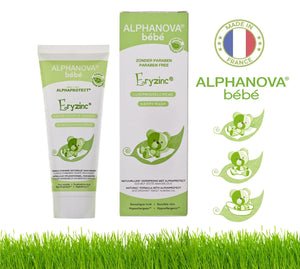 Alphanova Bebe-Baby Natural Nappy Rash Cream (75g)