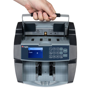 Cassida 6600 UV Business-Grade Bill Counter with ValuCount