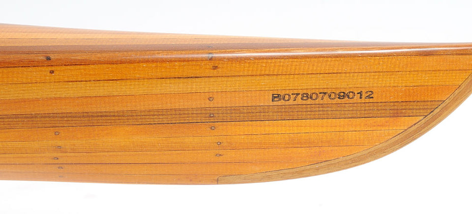 Old Modern Handicrafts Kayak Model Collectible