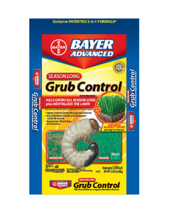 Season Long Grub Control Granules- 12 Lb