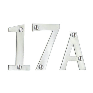 "Smedbo Stainless Steel 6"" House Number 9"