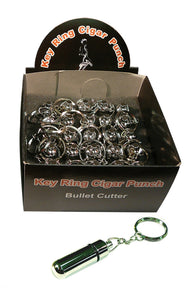 Bullet Cutter Key Chain - Display Box of 25