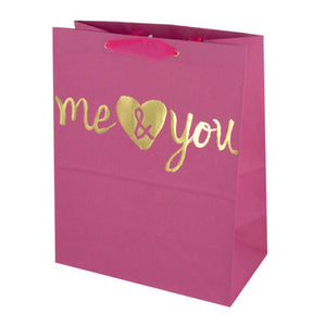 Me & You' Medium Gift Bag - 36 Pack