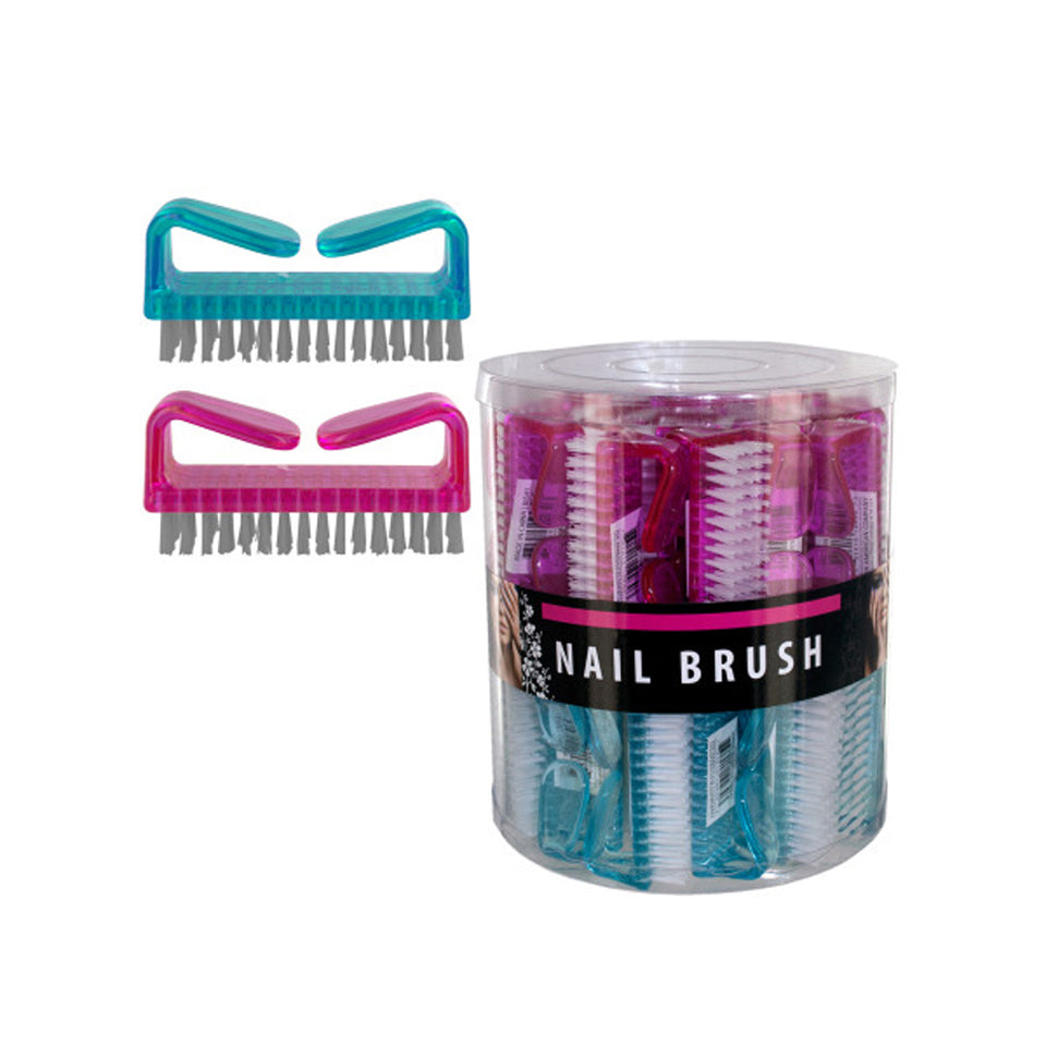 Kole Nail Brush Counter Top Display, 1 Ounce