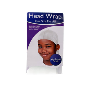 Bulk Buys Head Wrap With Tie Band Pack Of 24