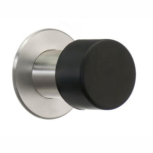 Beslagsboden Stainless Steel Baseboard Stop Finish: Brushed Stainless Steel