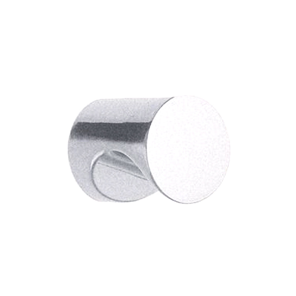 "Smedbo Home Decorative Accessories Finger Grip 5/8"" Brushed Chrome"