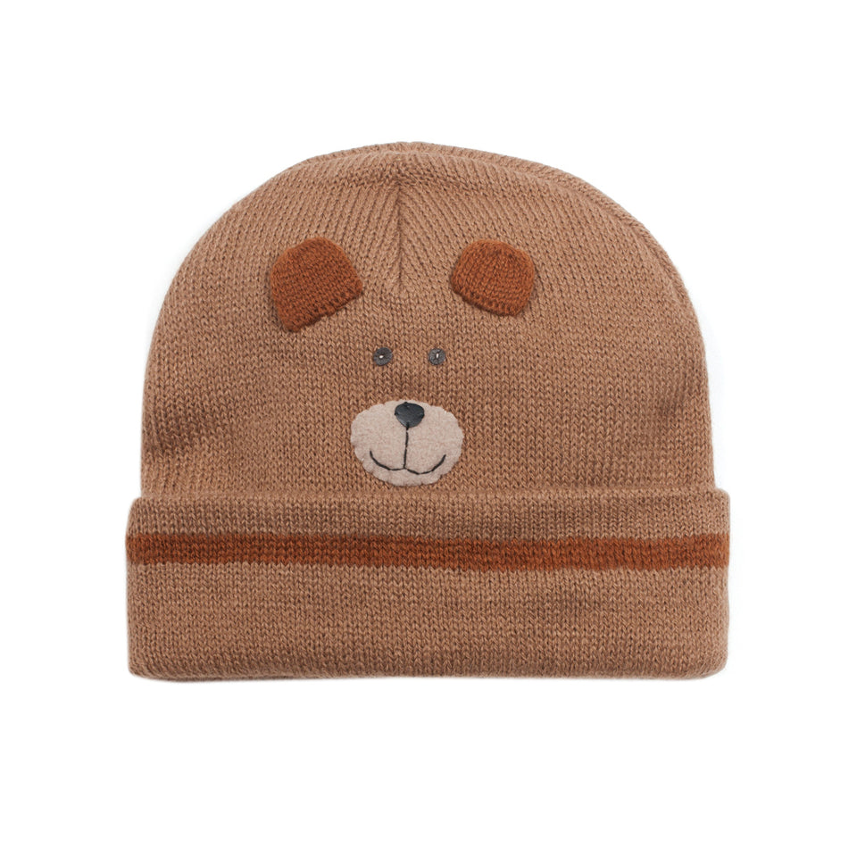 Kidorable Kids Toddler Cold Weather Bear Knit Hat