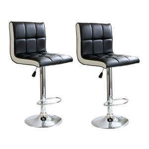 Buffalo Tools BS2318SET Modern 2 Tone Bar Stool - 2Pc