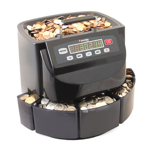 Cassida C200 Coin Counter/Sorter/Wrapper
