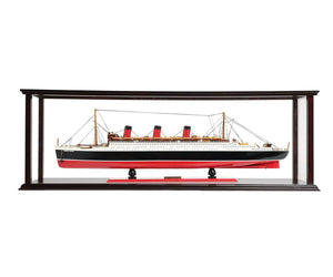Old Modern Handicrafts Queen Mary Large with Display Case Home Décor One Size Multi