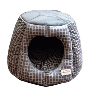 "Armarkat 18"" Bronze & Silver 2016 Cat Bed"