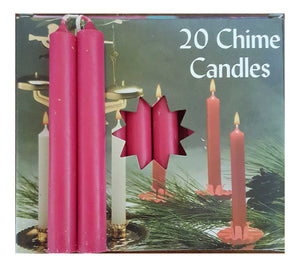 Pomegranate Chime candle 20 pack