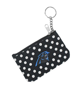 NFL Coin Purse ID Keychain