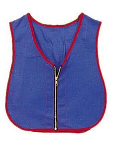 Children's Factory Zipper Vest Classroom Furniture (CF361-308)