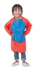 Children's Factory Medium Washable Smock Medium Washable Smock (CF400-024)