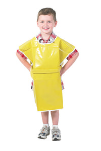 Children's Factory Washable Child's Apron Washable Child's Apron (CF400-201)