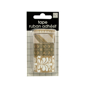 bulk buys Copper Willow Decorative Scrapbooking Tape, Multicolor