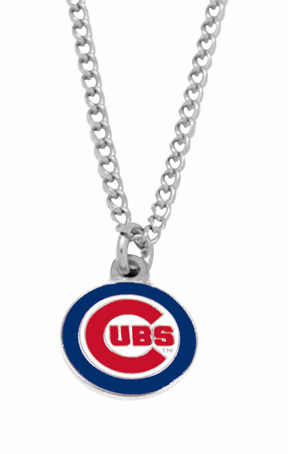 MLB Chicago Cubs Team Logo Necklace