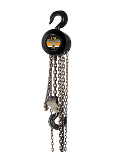 Black Bull 3 Ton Heavy Duty Chain Hoist