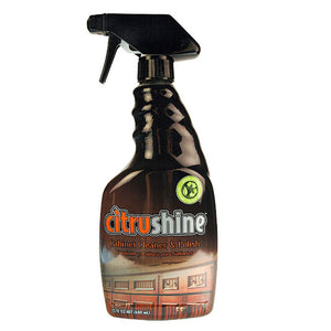 Bryson Home Kitchen rease Remover Citrushine Non-Toxic Cabinet Polish For Wood
