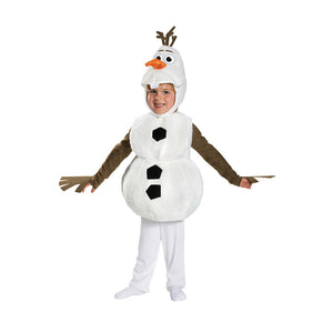 Morris Halloween Costumes Frozen Olaf Child 3T-4T