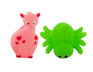 Animal Theme Dog Squeak Toy-Package Quantity,12