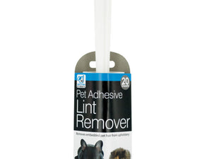 Pet Adhesive Lint Remover, Pack of 24