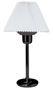 Black Table Lamp with 200 Watt Bulb included