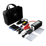 Amico Power DR-10 30000 MAH 12V & 24V Portable Car Jump Starter Booster Charger Battery Power Bank