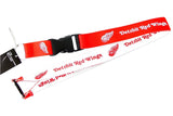 aminco NHL Detroit Red Wings Reversible Lanyard