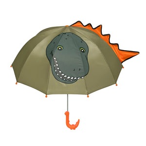 Kidorable green dinosaur umbrellas