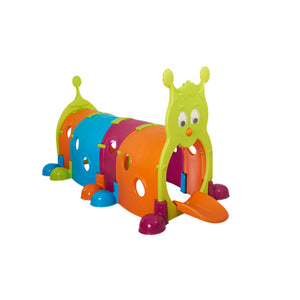 ECR4Kids Gus Climb-N-Crawl Caterpillar, 4 Sections, Vibrant