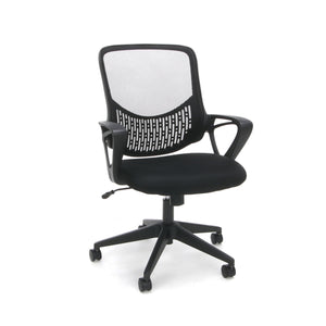 OFM (OFMV9) ESS-100-BLK-OFM OFM Furniture Piece Office Chair, Black