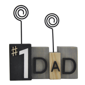 No. 1 Dad Frame
