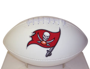 "Tampa Bay Bucs Embroidered Logo ""Signature Series"" Football"