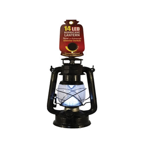 Classic 14 Led Hurricane Lantern With Dimmer Switch - Pack of 1