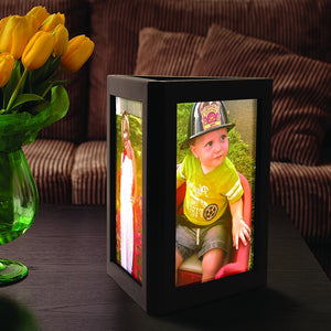 Photo-glo customizable luminary