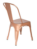 Fine Mod Imports Talix Chair, Copper