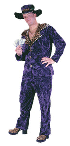 Morris Costumes Big Daddy Purple