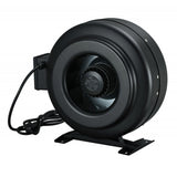 "Amico Power Fzy-10"" Strong CFM Ventilation Inline Fan Hydroponics Exhaust Cooling Duct Fan"