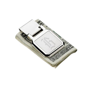 Personalized JDS Gifts Folding Money Clip